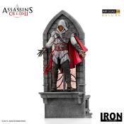 Ezio Auditore Deluxe 1/10 31 cm Assassin's Creed II | Iron Studios