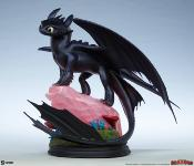 "Krokmou 30 cm Dragons ""Toothless"" statuette 