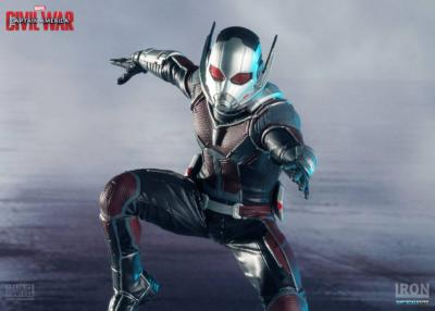Ant-Man 17 cm Captain America Civil War statuette 1/10  Statuettes Marvel Iron Studios