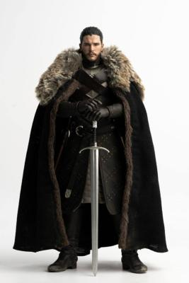 Game of Thrones figurine 1/6 Jon Snow (Season 8) 29 cm