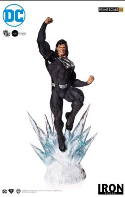 Superman (Black Suit) DC Comics 1/3 95cm | Iron Studios