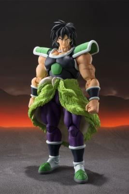 Broly 19 cm Dragonball Z Super Broly figurine S.H. Figuarts | Tamashii Nations