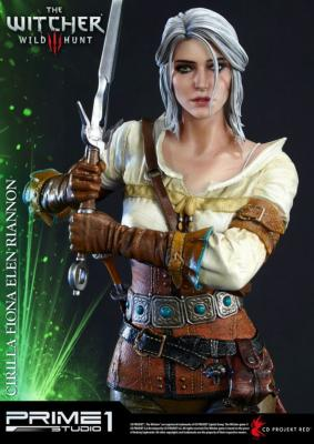 Ciri Of Cintra version Regular | The Witcher