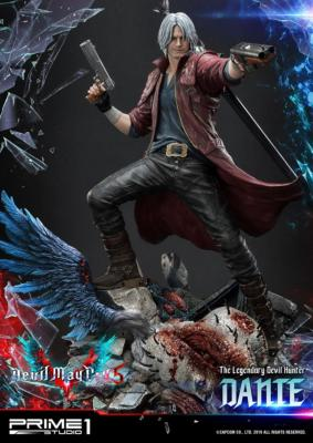 Devil May Cry 5 statuette 1/4 Dante 74 cm | Prime 1