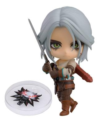 Ciri heo Exclusive The Witcher 3 Wild Hunt Nendoroid | Good Smile Company