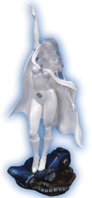 Marvel Comic Gallery diorama Emma Frost 30 cm