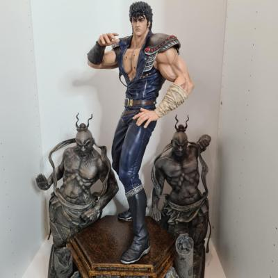 Kenshiro 1/4 DELUXE Hokuto No Ken Fist Of The North Star | Prime 1 Studio