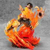 One Piece statuette PVC P.O.P. NEO-Maximum Portgas D. Ace 15th Anniversary Limited Ver. 23 cm