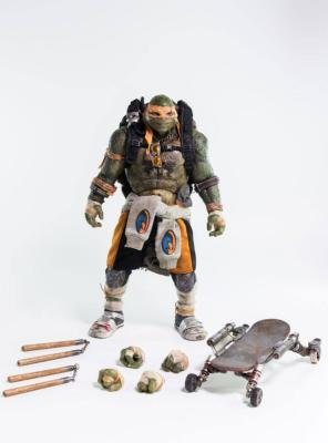 Tortues Ninja 2 figurine 1/6 Michelangelo 30 cm