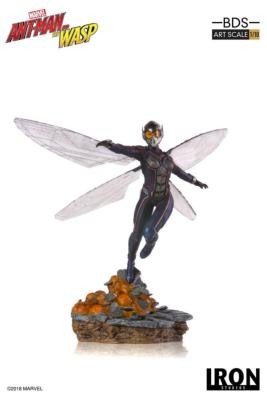 Wasp 25 cm Ant-Man & the Wasp statuette 1/10 | Iron Studios