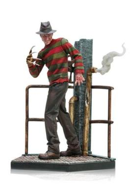 Freddy Krueger DELUXE 1/10 19 cm Nightmare On Elm Street |  Iron Studios