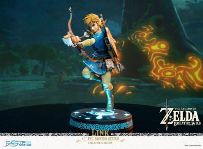 LINK Edition Collector Breath of the wild F4F |  First 4 Figure