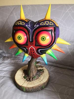 Majora's Mask Ver. Exclusive La légende Zelda | First 4 Figures