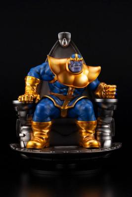 Marvel Fine Art statuette 1/6 Thanos on Space Throne 45 cm