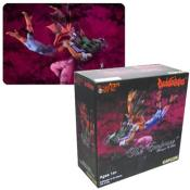 "DARKSTALKERS Morrigan et Lilith ""THE EMBRACE"" 