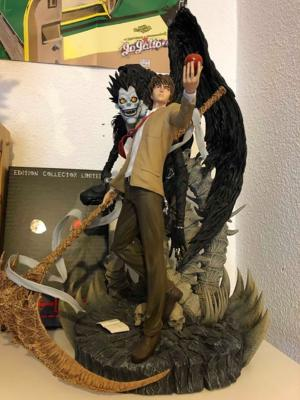 Ryuk & Light Deathnote |Oniri Créations