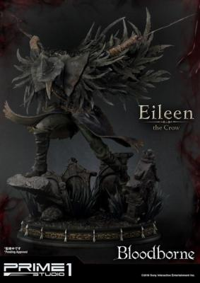 Eileen The Crow Bloodborne The Old Hunters | Prime 1 Studio