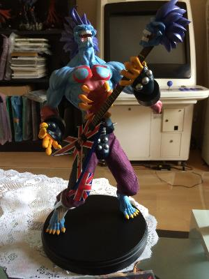 Lord Raptor 1/4 Darkstalkers Capcom | Pop Culture Shock