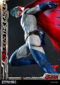Science Ninja Team Gatchaman statuette 1/4 G-1 Ken the Eagle 73 cm
