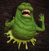 Bouffe-Tout Slimer 102 cm SOS Fantômes sculpture murale 1/1 | Hollywood Collectibles