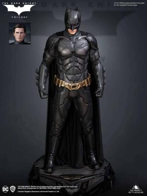 The Dark Knight statuette 1/3 Batman Deluxe Edition 68 cm | Queen Studios