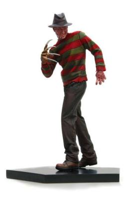 Freddy Krueger 1/10 19 cm Nightmare On Elm Street |  Iron Studios