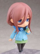 Nendoroid Miku Nakano The Quintessential Quintuplets figurine 10 cm - Good Smile Company
