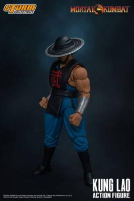 Mortal Kombat figurine 1/12 Kung Lao 18 cm | STORM Collectibles