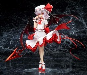 Remilia Scarlet Touhou Project statuette 1/8 Eternally Young Scarlet Moon Ver. 18 cm - Ques Q