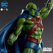 Martian Manhunter DC Comics statuette 1/10 Art Scale by Ivan Reis 31 cm - Iron studios