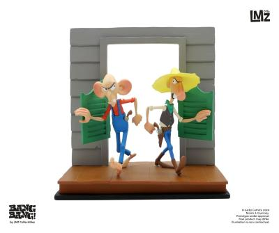 Les Rivaux de Painful Gulch, Lucky Luke | LmZ Collectible
