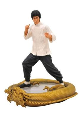 Bruce Lee Premier Collection statuette 80th Birthday 28 cm | Diamond Select Toys
