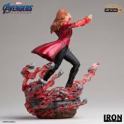 Scarlet Witch 21 cm Avengers Endgame statuette BDS Art Scale 1/10 | Iron Studios