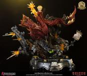 TRIGUN VASH 20TH ANN STATUE Figurama  Collectors