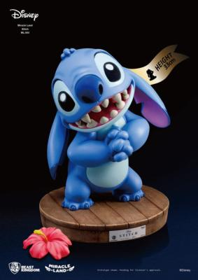 Stitch Miracle Land Disney | Beast Kingdom