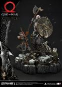 Kratos & Atreus 72 cm God of War (2018) statuette | Prime 1