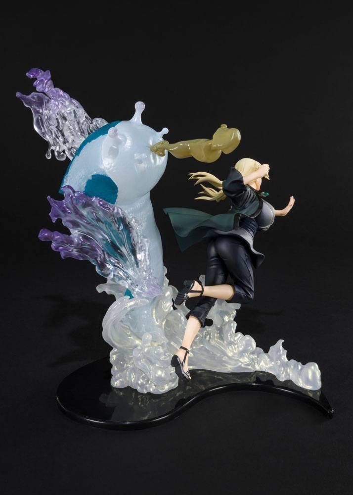 Kyodai & Aniki - Tsunade Kizuna Relation 22 cm Naruto Shippuden statuette PVC FiguartsZERO Bandai