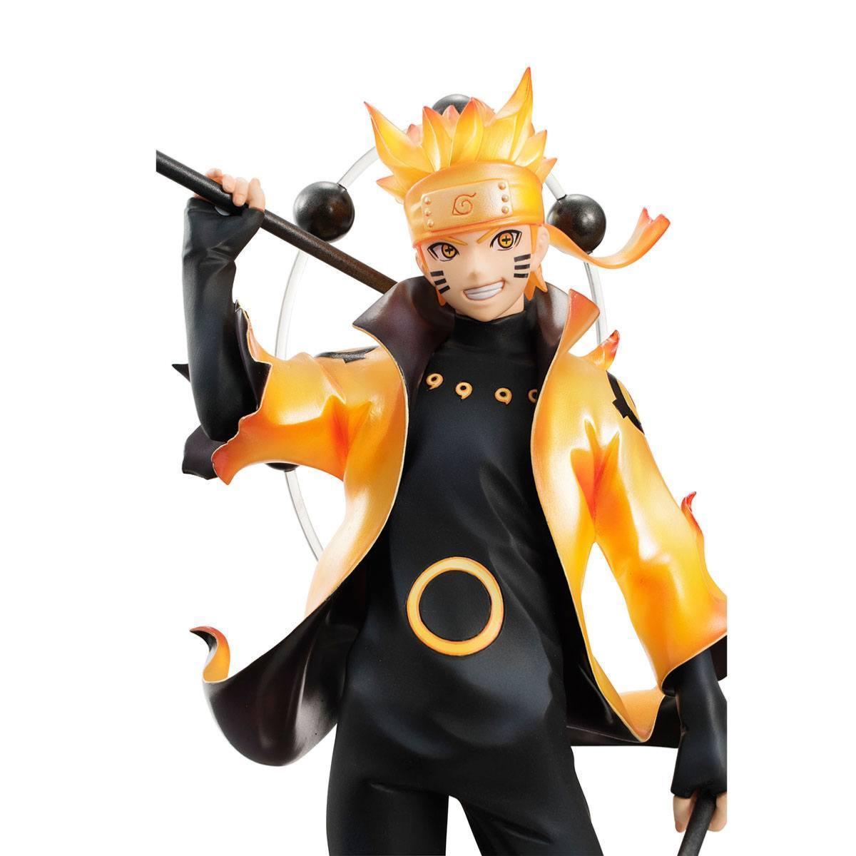 Kyodai & Aniki - Uzumaki Naruto Rikudo Sennin Mode Naruto Shippuden G.E.M. Series   Megahouse