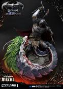 Batman Versus Joker Dragon Ver. 87 cm Dark Nights  Metal statuette | Prime 1 Studio