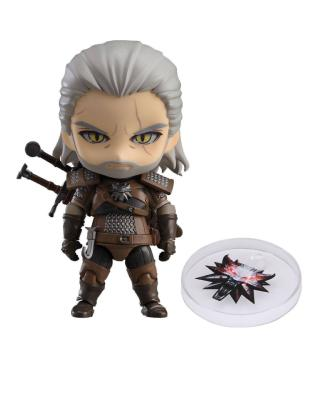 Geralt Ex 10cm The Witcher 3 Wild Hunt figurine Nendoroid  Good Smile Company