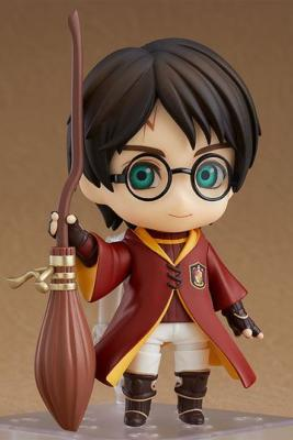 Harry Potter Quidditch Ver. 10 cm Harry Potter figurine Nendoroid | Good smile company
