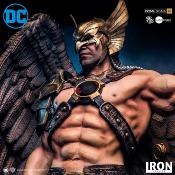Hawkman Open & Closed Wings Ver. 104 cm DC Comics 1/3 | Iron Studios