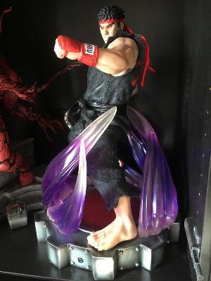 EVIL RYU DARK HADOU EDITION | STREET FIGHTER | SOTA TOY