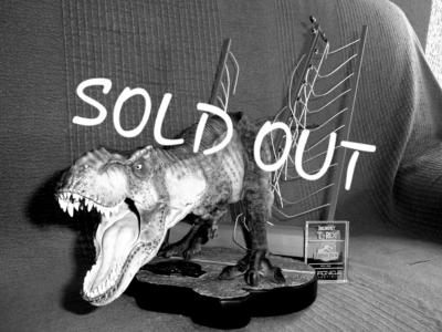 T-REX Break Out Jurassic Park | Chronicle Collectibles