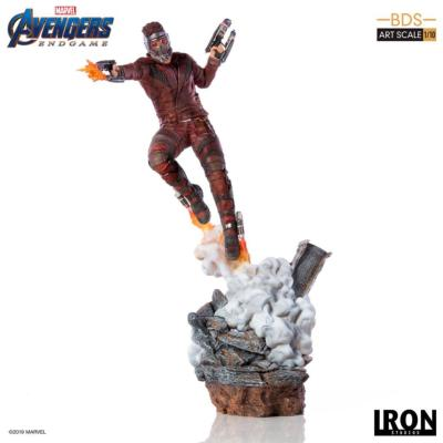 Star-Lord 31 cm Avengers : Endgame statuette BDS Art Scale 1/10 |iron Studios