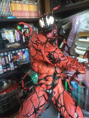 Carnage Comiquette | Sideshow