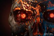 T800 Battle damaged Art Mask 1/1 Terminator 2 | Pure Arts