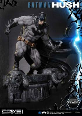 Batman Black Version 74 cm 1/3 Batman Hush statuette | Prime 1 studio