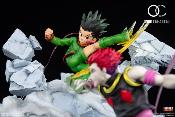 Gon vs Hisoka, Hunter X Hunter | Oniri Créations
