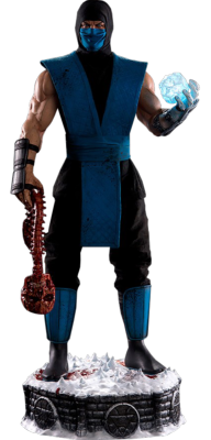 Sub-Zero 1/3 Mortal Kombat Klassic Line | Pop Culture Shocks